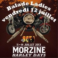 Vignette Morzine 2013 - balade Ladies du vendredi