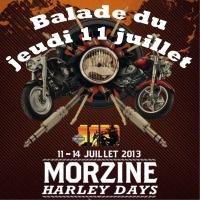 Vignette Morzine 2013 - balade du jeudi