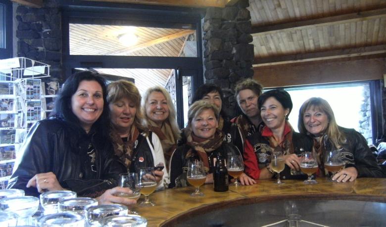 Les Ladies en Auvergne en 2014