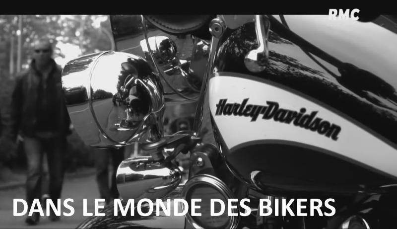 """Vidéo """"Dans le monde des bikers"""""""