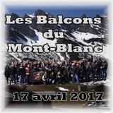 Vignette Les balcons du Mont Blanc 2017
